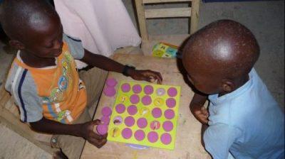 Une bibliothèque au Sénégal  créée par CIELO