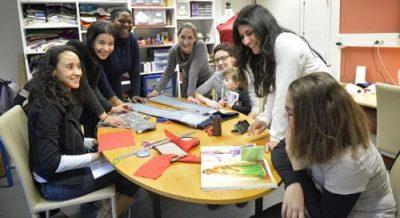 Projet de découverte et d'insertion professionnelle pour 10 jeunes filles du foyer Arnaud Courtelarre par l'association bordelaise ADGESSA