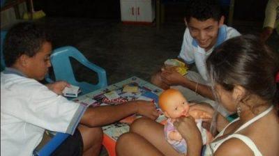 Des nouvelles de la ludothèque en Colombie