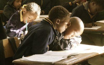 Trois classes de plus pour une école béninoise !