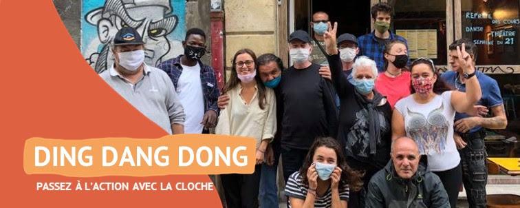 Des nouvelles de l'association La Cloche en période de re-confinement
